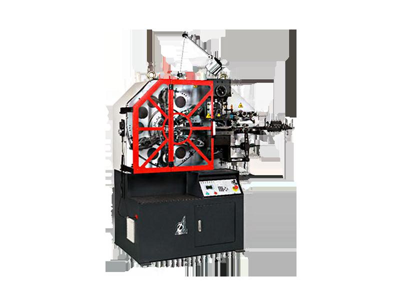 cnc large compression spring coiler